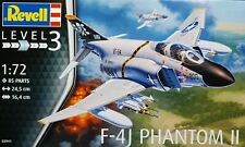 Revell Model Kit F-4J Phantom II 03941- 1:72 - Skill Level 3