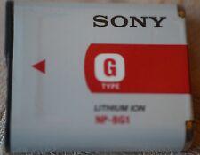 Original Sony Akku NP-BG1 Litium Ion für Sony DSC-W210 (TOP!!!)