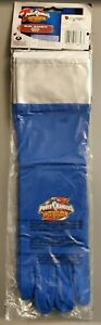 Power Rangers Operation Overdrive 1 Pair of Blue Gloves Costume COSPLAY NEW