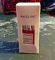 NAILS INC NailPure 'Womanger' Nail Polish 10ml Travel Size (BRAND NEW/BOXED)