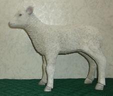 """13"""" Textured Ceramic Lamb"""