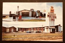 Vintage US Postcard: Thunderbird Motor Inn, Best Western, Travel, Motels, 1950's