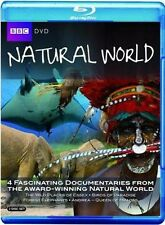 NATURAL WORLD COLLECTION - BBC Attenborough NEW BLU-RAY