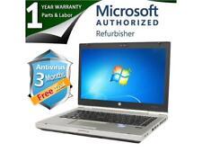 "HP 8460P 14.0"" Laptop Intel Core i5 2nd Gen 2520M (2.50 GHz) 500 GB HDD 8 GB Mem"