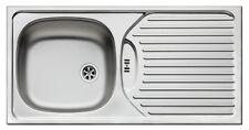 Pyramis Küchen Einbauspüle CA1 in Edelstahl