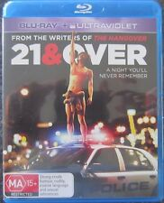 21 & Over (Blu-ray) Like New