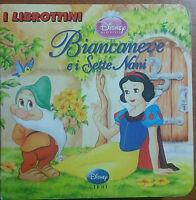 BIANCANEVE E I SETTE NANI - DISNEY - WALT DISNEY - 1995 - M