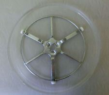 """Microwave Oven 11.9"""" Glass Turntable Plate w Base Rollers"""