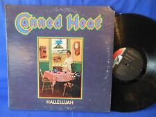 CANNED HEAT HALLELUJAH LST 7618 LIBERTY ORIG USA EXC+