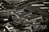 GLÜCKSBURG Ostsee ~1950/60 Luftaufnahme Fliegeraufnahme vom DRK-Altersheim AK