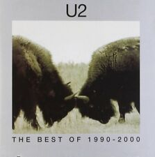 U2 Best Of 1990-2000 CD NEW SEALED Beautiful Day/Mysterious Ways/One/First Time+