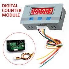 Mini LCD Digital Counter Module DC/AC5V~24V Electronic Totalizer 1~999999 times