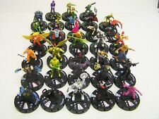 Heroclix-Justice League Trinity era-set completo Commons + uncommons #1 - #33