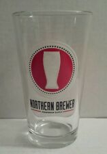 NORTHERN BREWER HOMEBREW SUPPLY Collectible Glass Barware Beer 16oz PINT GLASS