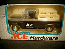 ERTL Replica 1955 Chevrolet Cameo Pickup Truck BANK Ace Hardware Die-Cast MIMB