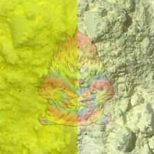 Thermal Dust! Yellow- Heat Sensitive Thermochromic Color-Changing pigment powder