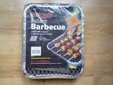Instant Barbecue Set Cook Pour Barres 1.5 H-BE-Quick charbon Barbecue Grill éclairage
