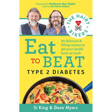 The Hairy Bikers Eat to Beat Type 2 Diabetes (Paperback), Christmas, Brand New