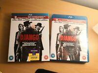 Django Unchained Book Blu-ray Special Edition English Englisch Deutsch uncut UV