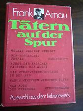 Frank Arnau - Tätern auf der Spur DDR