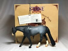 "Peter Stone ""Diamond"" Precious Stone Series, Wph mold, new in box & signed"