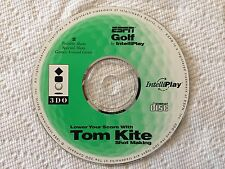 "Tom Kite : Shot Making ""Disc 2"" ( Panasonic 3DO  ) ,Disc Only"
