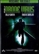 THE DRONE VIRUS Billy Wirth Maeve Quinlan DVD NEW Sigillato