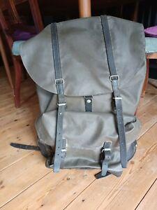 Swiss army rucksack