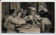 NARRAGANSETT BEER Postcard 1952 St Louis CHASE HOTEL Curt Gowdy BOSTON RED SOX