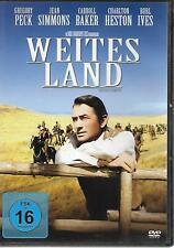 Weites Land (DVD) Gregory Peck; Zustand: sehr gut
