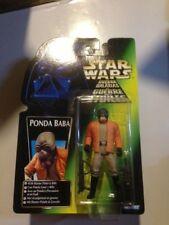 Ponda Baba Star Wars Potere Della Forza Carta Verde