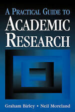 A Practical Guide to Academic Research-ExLibrary