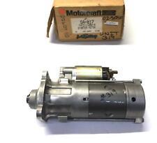 Ford Motorcraft Re-Manufactured 12V Starter Motor SA-817 F4TZ-11002-A