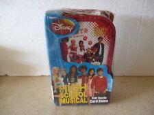 DISNEY HIGH SCHOOL MUSICAL STAR DAZZLE CARD GAME BNIP