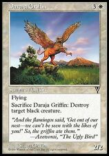 4x Grifone di Daraja - Daraja Griffin MTG MAGIC Vi Visions Eng/Ita