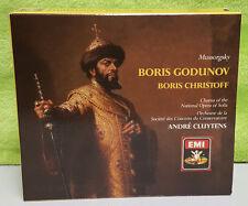 Mussorgsky Boris Godunov - Christoff - Cluytens - Chorus of the National Opera