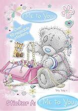 Me to You Tatty Teddy Bear - Sticker Activity Book