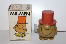 VERY NICE VINTAGE MARX WIND UP MR. MEN MR. SILLY in ORIGINAL BOX