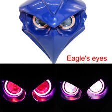 UNIVERSAL Headlight Assembly LED Eagle Fog Lamp Transform Eagle Eye Motorcycle