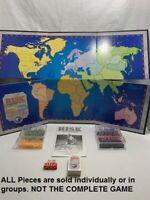 U-PICK 1998  RISK board game parts pieces