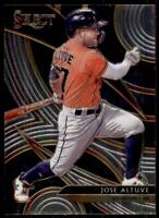 2020 Select Sensations #S-6 Jose Altuve - Houston Astros