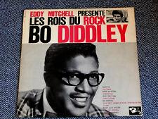 BO DIDDLEY - Eddy Mitchell présente les rois du rock - LP / 33T