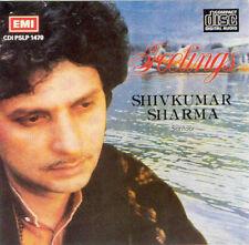 SHIVKUMAR SHARMA Feelings CD UK RARE Indian Santoor Hindustan