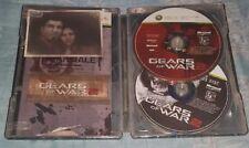 GEARS OF WAR 2 STEELBOOK LIMITED EDITION MICROSOFT XBOX 360 PAL ITA + Artbook