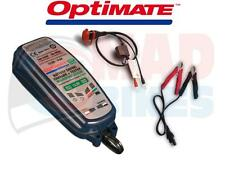OPTIMATE LITHIUM MOTORCYCLE BATTERY CHARGER, TESTER & MAINTAINER & RECOVERY