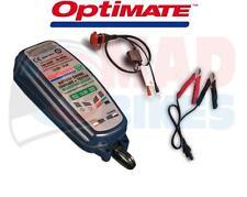 OPTIMATE SAE 12 V Cargador De Batería Para LiFePO 4 Motocicleta Baterías de Litio 0.8 A