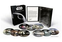 Star Wars The Skywalker Saga Limited Edition Complete Set DVD New Free P+P