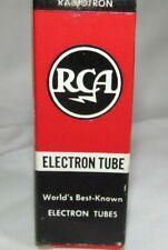 RCA 3AV6 Vintage NOS vacuum tube radio other Make Offer #a