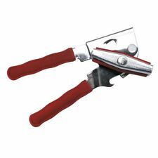 FOCUS FOODSERVICE  1507 Swing-A-Way Steel Ergo Grip Manual Can Opener with Red