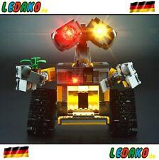 LED Beleuchtungsset für Lego® für 21303 Wall E von ledako